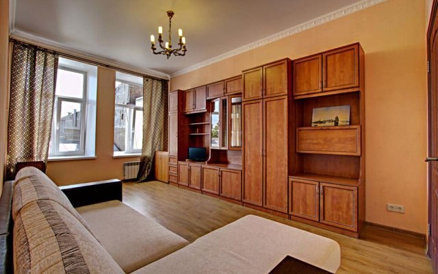 Апартаменты СТН комната для гостей