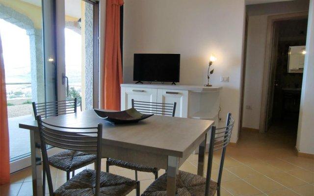 Отель Domus Sarda Кастельсардо комната для гостей