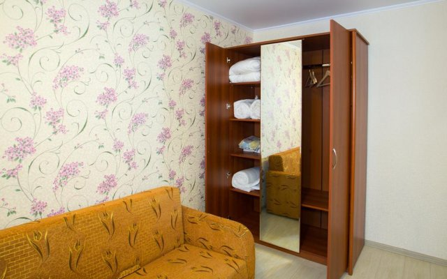 Гостиница April Na Yamasheva 35B комната для гостей