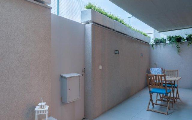 Апартаменты Oporto City Flats - Bartolomeu Apartments Sea View вид на фасад