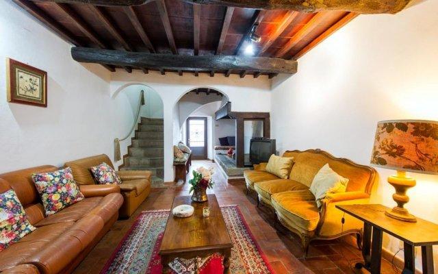 Отель Il Reggiolo Реггелло комната для гостей
