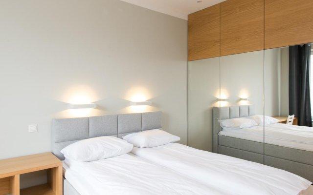 Отель APARTEL Plac Unii Lubelskiej комната для гостей