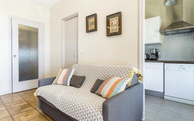 Отель Nice Promenade Франция, Ницца - отзывы, цены и фото номеров - забронировать отель Nice Promenade онлайн комната для гостей