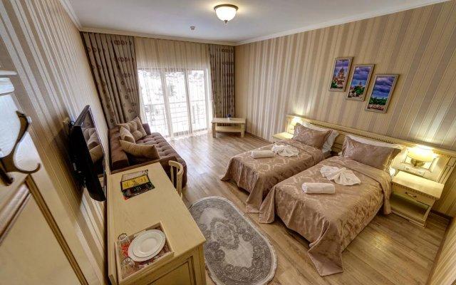 Гостиница Подгорье комната для гостей