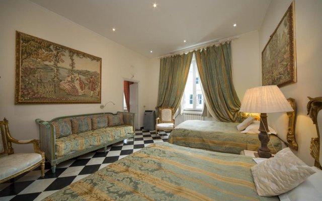 Отель San Giorgio Rooms Генуя комната для гостей