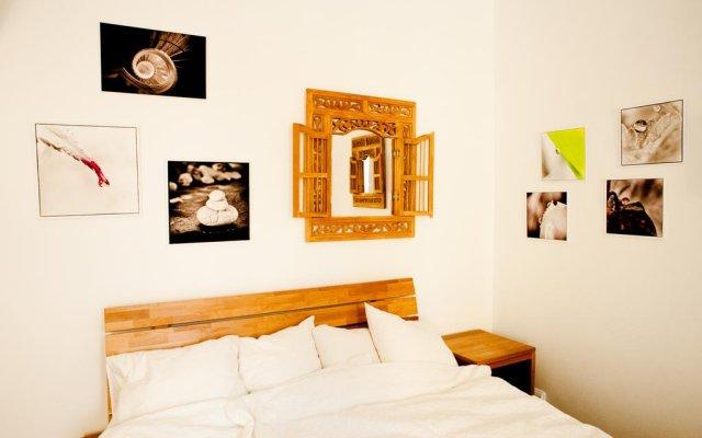 Апартаменты Pod Slovany Apartment Прага комната для гостей