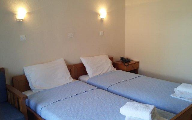 Отель Flesvos Греция, Пефкохори - отзывы, цены и фото номеров - забронировать отель Flesvos онлайн комната для гостей