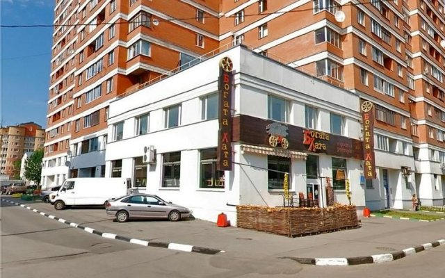Апартаменты Moskva4you на Серпуховской вид на фасад