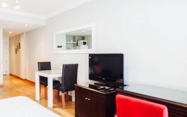 Отель Exclusivo Departamento En Park Plaza Recoleta комната для гостей