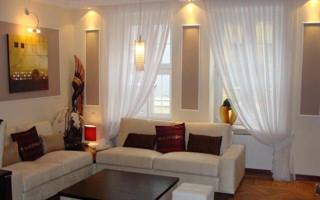 Апартаменты IRS ROYAL APARTMENTS Apartamenty IRS Old Town комната для гостей