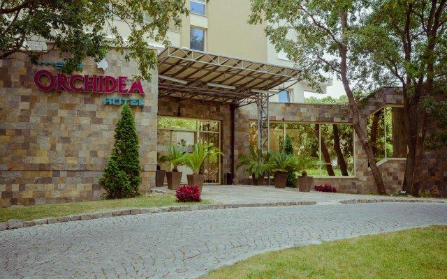 Отель Orchidea Boutique Spa Болгария, Золотые пески - 1 отзыв об отеле, цены и фото номеров - забронировать отель Orchidea Boutique Spa онлайн парковка