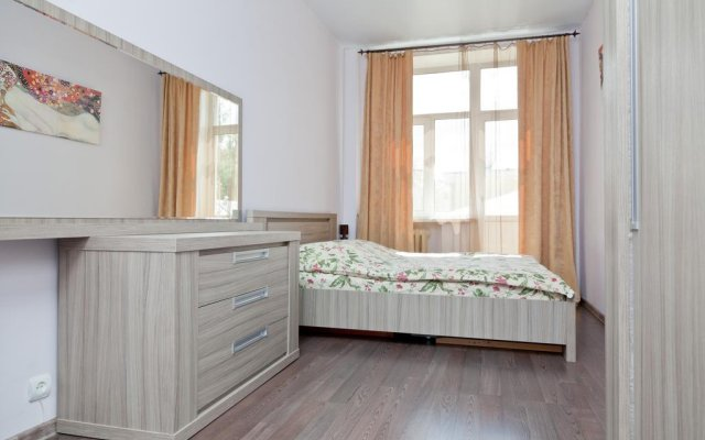 Апартаменты City Realty Central Apartments near Kropotkinskaya комната для гостей