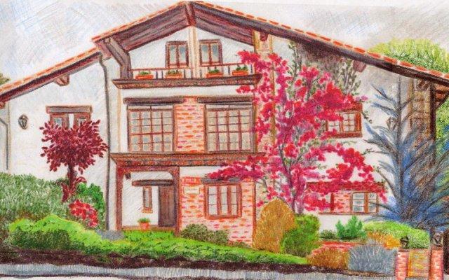 Отель Apartamentos Dos Robles вид на фасад