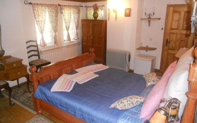 Отель Guest House James Болгария, Чепеларе - отзывы, цены и фото номеров - забронировать отель Guest House James онлайн комната для гостей