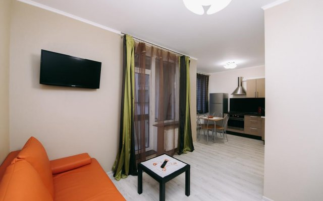 Апартаменты Apartments on Poltavskiy 2 комната для гостей