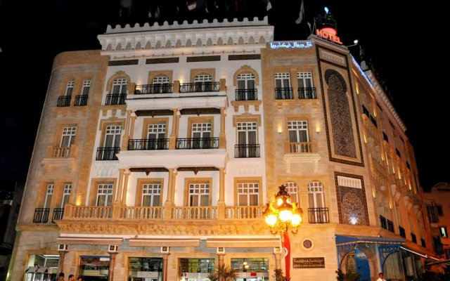 Hôtel Royal Victoria in Tunis, Tunisia from 86$, photos, reviews - zenhotels.com hotel front