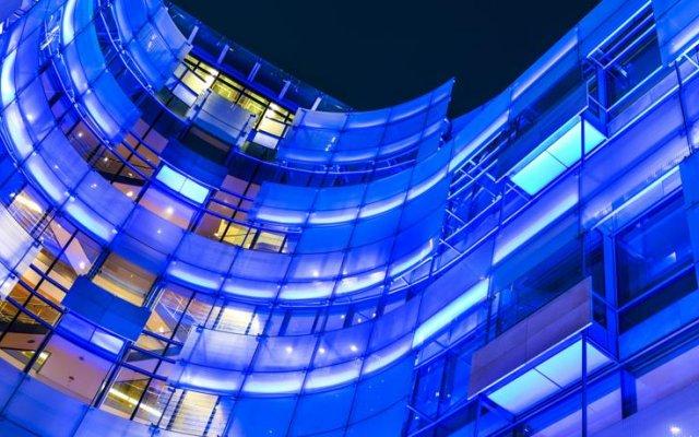 OYO Abbey Hotel вид на фасад