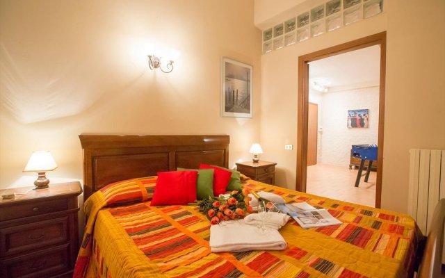 Отель Olivia Sul Lago Меззегра комната для гостей