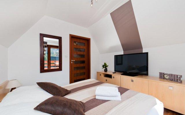 Отель Apartamenty Sun&Snow Kościelisko Residence Косцелиско комната для гостей