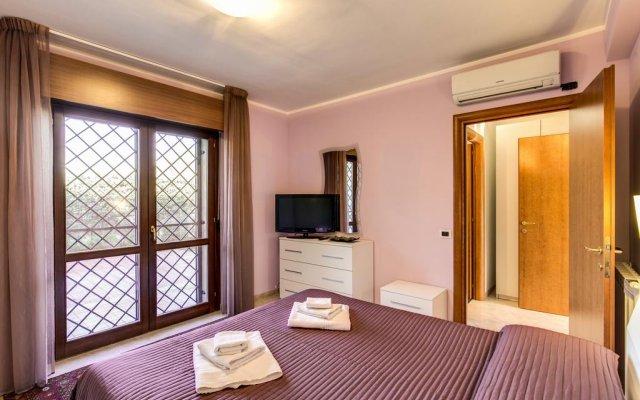 Отель Casa Ortenzia Остия-Антика комната для гостей