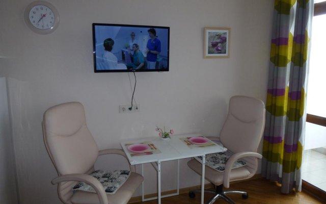 Апартаменты в Сочи 5 желаний комната для гостей