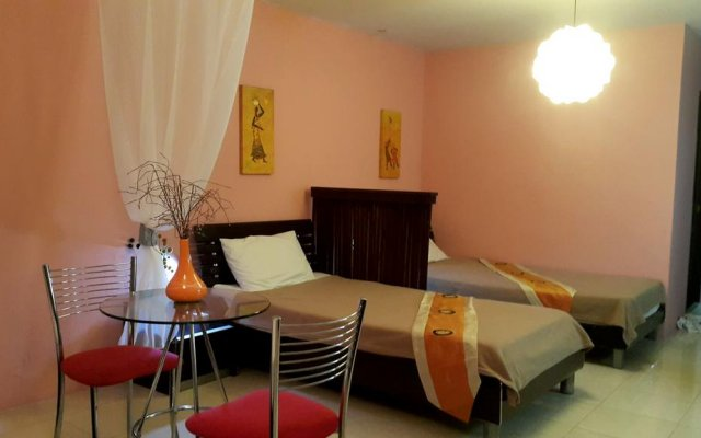 Pattaya 7 Hostel комната для гостей