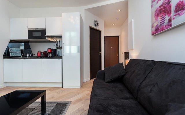 Отель Le Massena -Studio Франция, Ницца - отзывы, цены и фото номеров - забронировать отель Le Massena -Studio онлайн комната для гостей