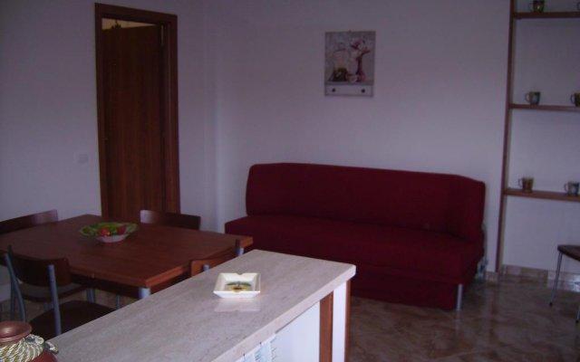 Отель Collina del sole Дзагароло комната для гостей
