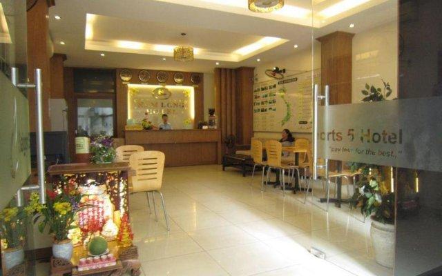 Отель Nam Long Hotel Вьетнам, Хошимин - 1 отзыв об отеле, цены и фото номеров - забронировать отель Nam Long Hotel онлайн интерьер отеля