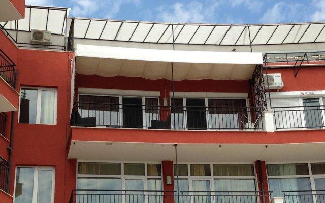 Отель Heaven Lux Apartments Болгария, Солнечный берег - отзывы, цены и фото номеров - забронировать отель Heaven Lux Apartments онлайн вид на фасад