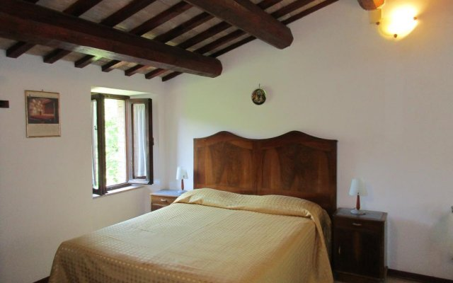 Отель B&B Carboni Трайа комната для гостей