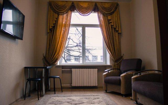 Отель Minsk Flat Fortourist Минск комната для гостей