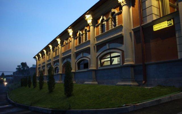 Отель Roma Yerevan & Tours Армения, Ереван - отзывы, цены и фото номеров - забронировать отель Roma Yerevan & Tours онлайн вид на фасад