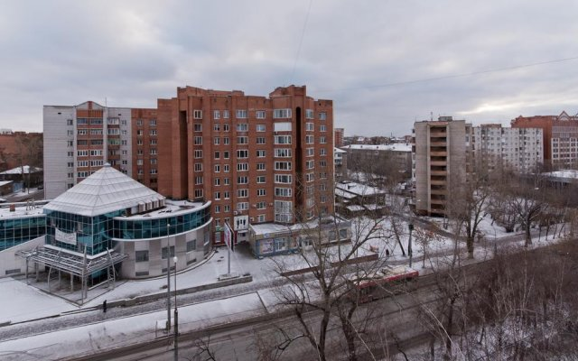 Апартаменты Askora Apartments on Frunze вид на фасад