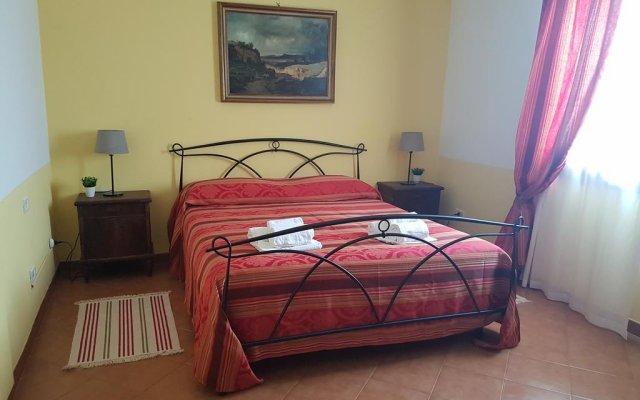 Отель Residenza Colle Oliva комната для гостей