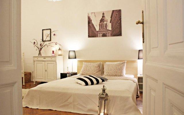Апартаменты Sophie's Apartments Будапешт комната для гостей