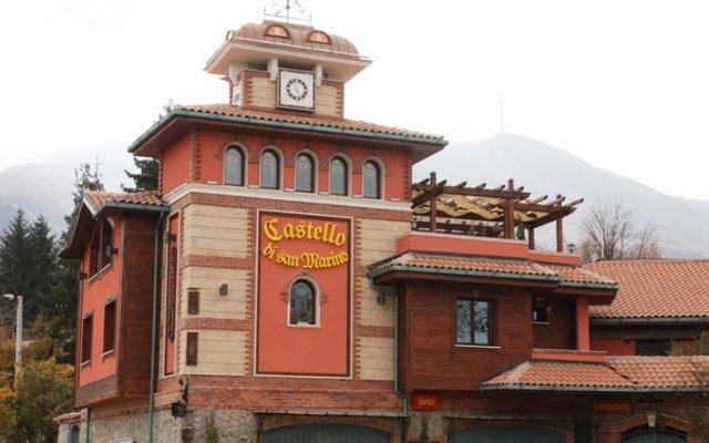 Отель Castello di San Marino Болгария, София - отзывы, цены и фото номеров - забронировать отель Castello di San Marino онлайн вид на фасад