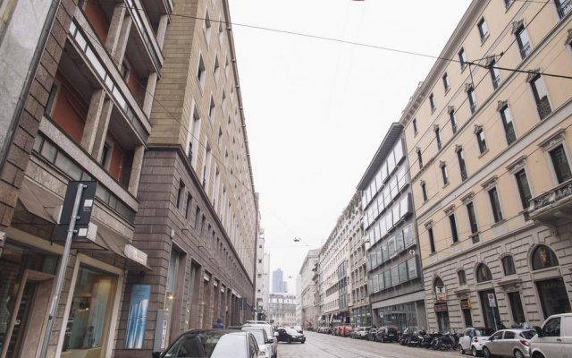 Отель Italianway - Turati вид на фасад