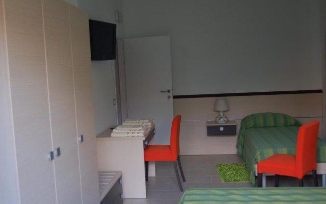Отель Solìa Bed & Breakfast Скалея комната для гостей