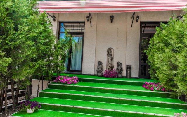 SPAdessa Hotel вид на фасад