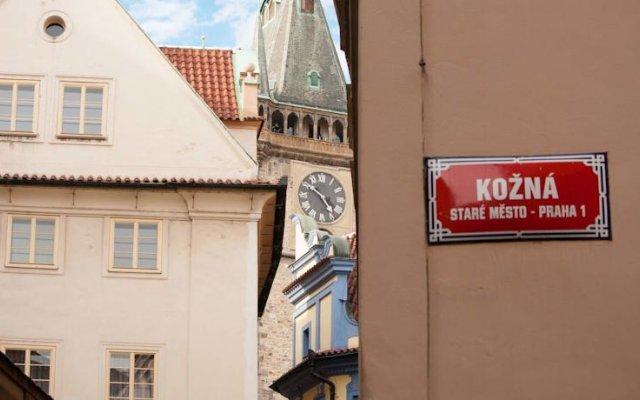 Отель Kozna Loft вид на фасад