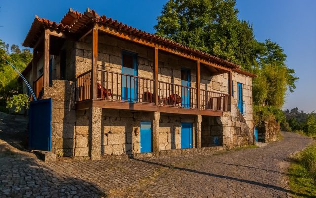 Отель Casa da Pedra вид на фасад