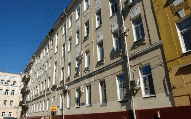 Хостел Наполеон вид на фасад