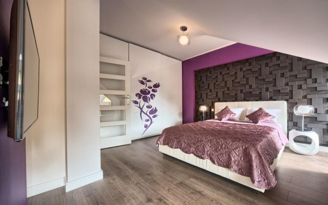 Апартаменты VisitZakopane Island Apartments комната для гостей