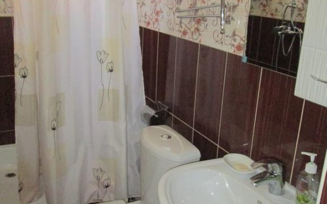 Гостиница в Центре Адлера в Сочи отзывы, цены и фото номеров - забронировать гостиницу в Центре Адлера онлайн ванная