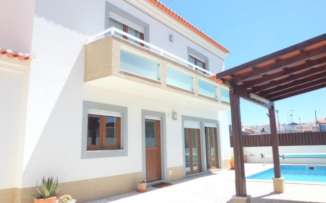 Отель Wunderschönes Haus in Portugal mit Meerblick вид на фасад