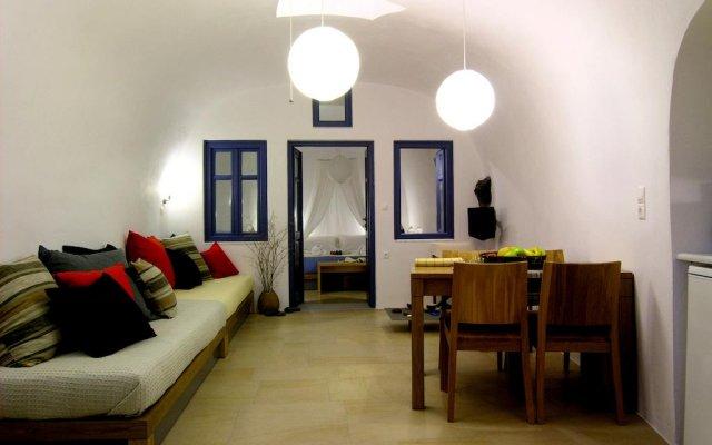 Отель Gabbiano Apartments Греция, Остров Санторини - отзывы, цены и фото номеров - забронировать отель Gabbiano Apartments онлайн комната для гостей