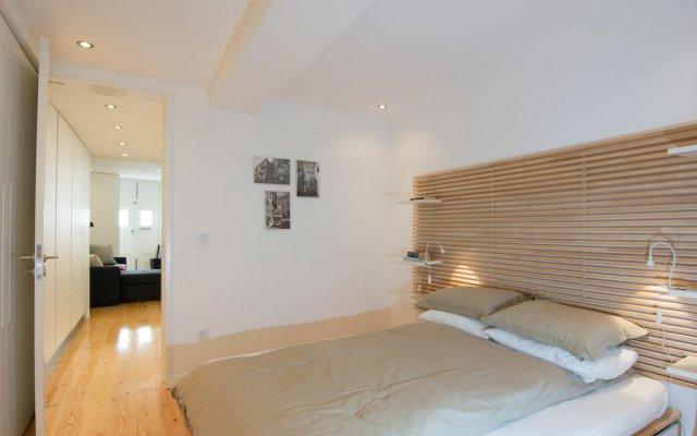Апартаменты One Bedroom Apartment by Perfect4u комната для гостей