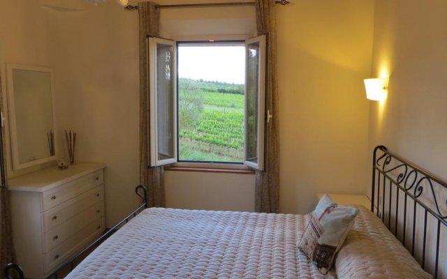 Отель Casale Poggimele Италия, Эмполи - отзывы, цены и фото номеров - забронировать отель Casale Poggimele онлайн комната для гостей