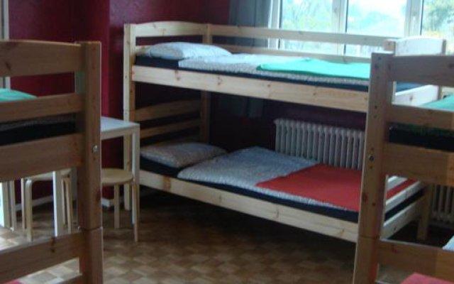 Отель Simple Rooms Zurich комната для гостей